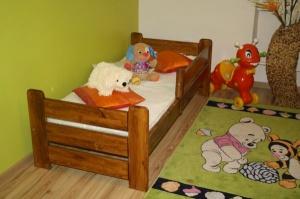 Dětská postel KUBÍK