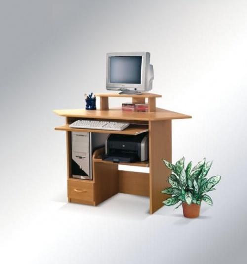 PC stůl ROHOVÝ