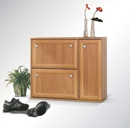 Skříňka na boty - košík+dvířka LMDF