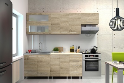 Akce- Kuchyňská linka - LINDA