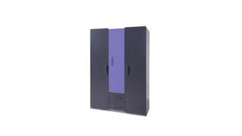Libor - Šatní skříň SZ3D2SZ